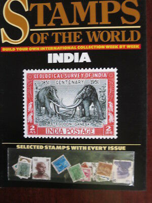 Stamps of the World India including the issue No 20