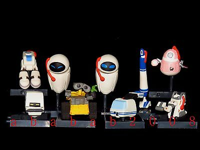 Yujin Disney Wall-E Figure Collection Gashapon ( full set of 9 pcs with secret)
