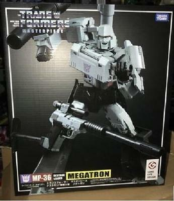 Transformers Toys Megatron MP-36 Masterpiece Destron Leader New in stock