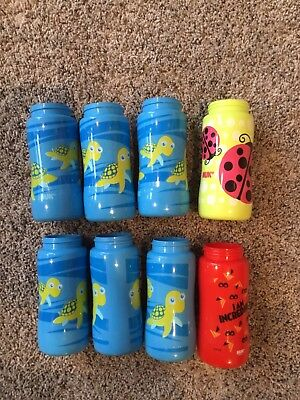 nuk sippy cup Lot-cups Only