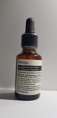 Aesop Damascan Rose Facial Treatment 25ml Brand New Sealed RRP £51