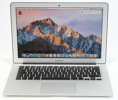 13,3 Zoll MacBook Air 6.2 2013 i5-4260U 1,4 GHz 8 GB Ram deutsch QWERTZ 128GB
