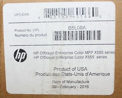 HP OfficeJet x585 x555 Printer Stand B5L08A ✅❤️️✅❤️️BRAND NEW SEALED