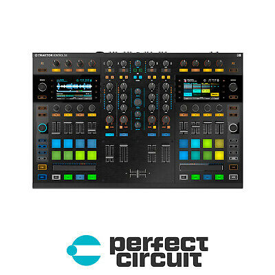 Native Instruments Traktor Kontrol S8 DJ CONTROLLER - NEW - PERFECT CIRCUIT