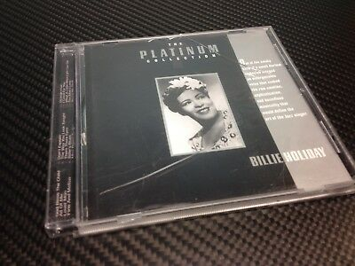 Billie Holiday The Platinum Collection CD- 2002 Direct Source *Free Shipping*