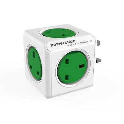 Powercube Original UK - Green