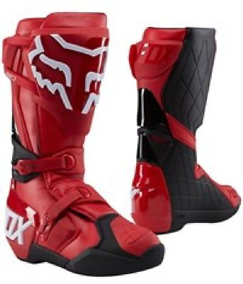 Stivali moto cross Fox 180 BOOT Red