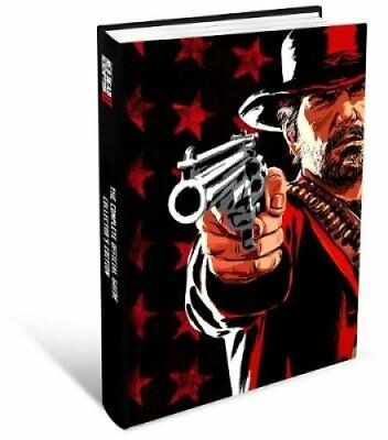 Red Dead Redemption 2 - The Complete Official Guide Collector's... 9781911015567