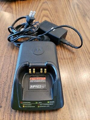 Motorola NNTN7079A  Apx8000 Apx6000 Apx7000 wpln4243a Impres  Charger
