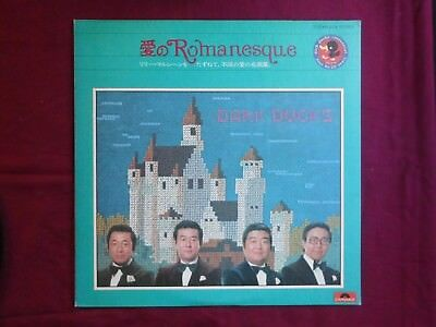 Dark Ducks Romanesque Polydor Japan Mr 2279 Lili Marleen The Way We Were