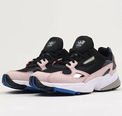 Adidas Originals Falcon W B28126 Light Pink Black Kylie Jenner Womens Shoes  NIB a07696b81