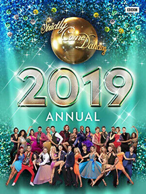 Official Strictly Come Dancing Annual 2019 Hardcover Book by Alison Maloney