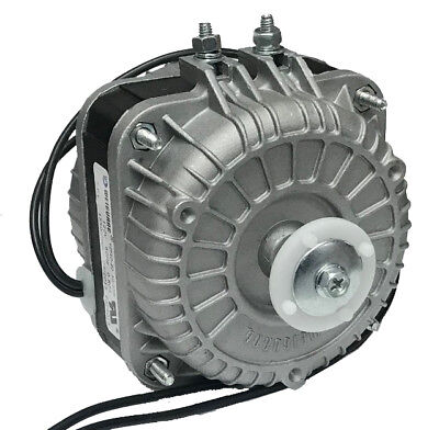 Shaded Pole Condenser Fan Motor 34W, 1300 RPM, CCW, 220V