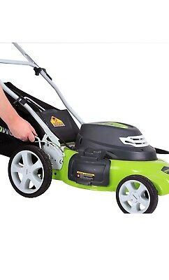 Greenworks 25022 Corded Electric 12 Amp 20 Inch Lawn Mower