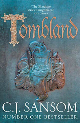 Tombland (The Shardlake series) by C. J. Sansom New Hardcover Book