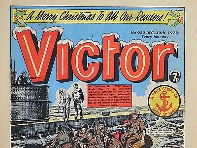 VICTOR - 30th DECEMBER 1978 - CHRISTMAS !! RARE 40th BIRTHDAY GIFT !! FINE eagle