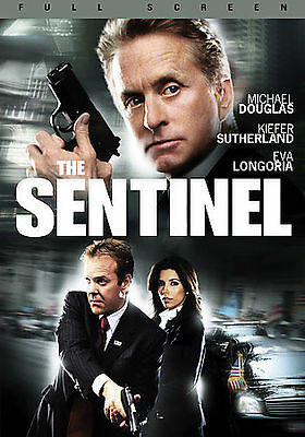 The Sentinel (DVD 2006, Full Frame) Disc Only