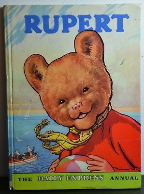 1959 Rupert Annual In Very Good Condition