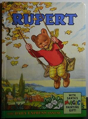 1961 Rupert Annual In Very Good Condition