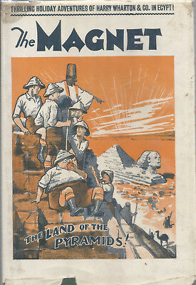 The Magnet Howard Baker reprint Vol 42 Bunter in The Land of the Pyramids