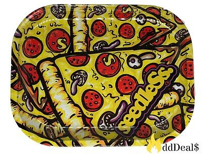 Tobacco Rolling Tray (Pizza Style) 7x5