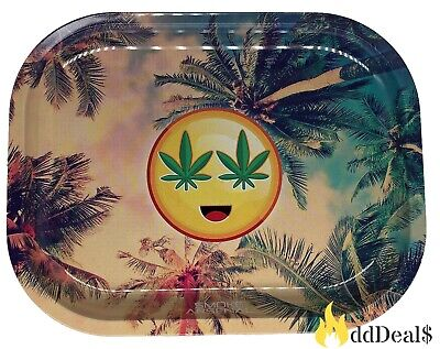 Tobacco Rolling Tray (Sunset Smile Style) 7x5