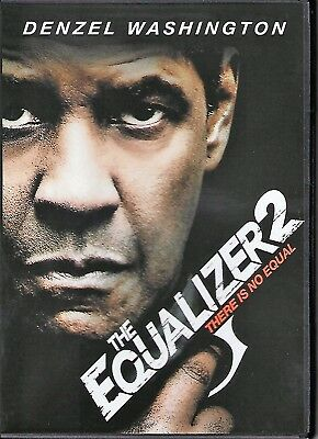 The Equalizer 2 | DVD | 2018 | Widescreen