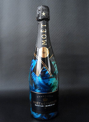 ★ Neu! Moët & Chandon Nectar Impérial Urban Jungle Limited Edition Moet Neu! ★