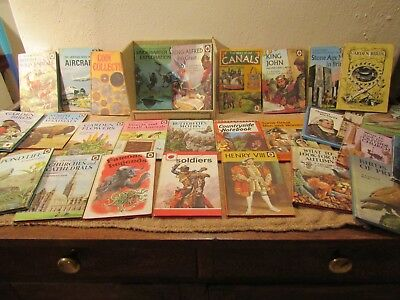 Job Lot 30 Vintage  Ladybird Childrens  Books