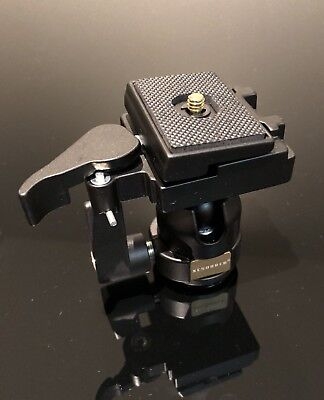 Tripod ball head with a quick release assembly/disassembly plate - LF24 - *BNIB*