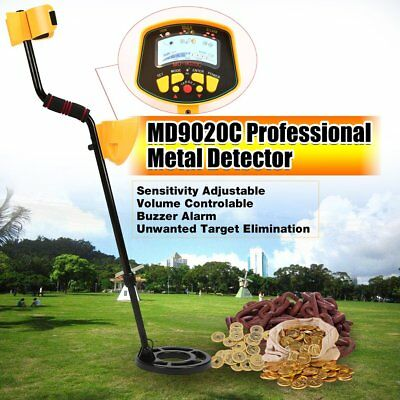 MD9020C Underground Metal Detector Handheld Treasure Hunter Gold Digger Finder D