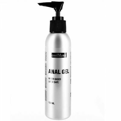 Gel Intimo Lubricante Anal