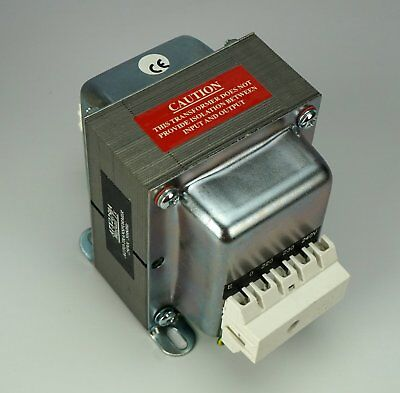 Autotransformer step up / down 220v 230v 240v 115v ac 250VA RS 504-199 211-610