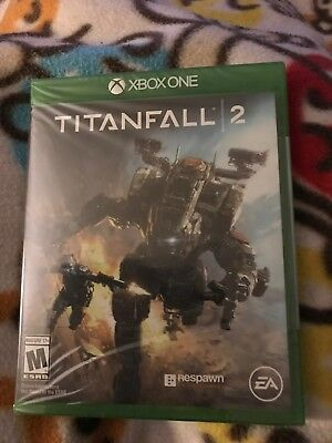 Titanfall 2 - Xbox One Brand new Sealed $4 Shipping