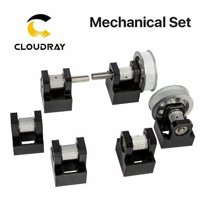 LC Gear Base Set Machine Mechanical Parts for Laser Engraving Cutting Machine