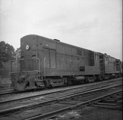 orig neg - PRR # 8719 at Oil City PA 1957
