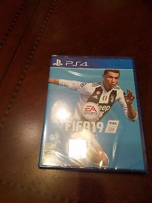 Fifa 19 PS4 video game