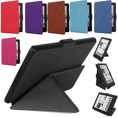 101% TRANSFORMER SLIM PU LEATHER COVER CASE FOR KINDLE paperwhite 1 2 3 AA