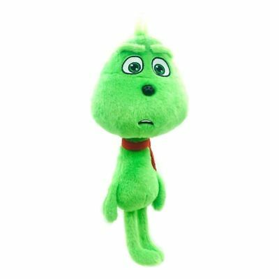 US Young Grinch Soft Stuffed Doll 28CM the Grinch Plush Toy For Kids Christmas