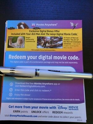 Blu-Ray and 4K Blu-Ray digital codes (something for everyone!)