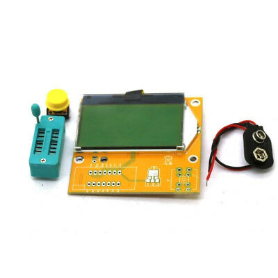 DIY Graphical Tester Multi-Function Kit Capacitor Inductance Set SCR Durable