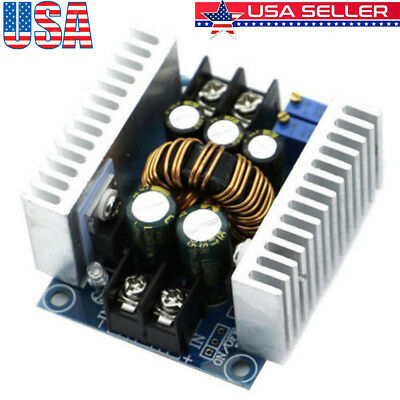 DC-DC Converter 20A 300W Down Buck- Power Adjustable Charger