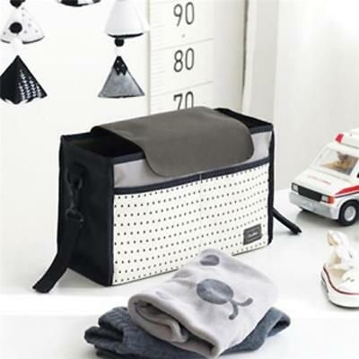 Baby Stroller Accessories Bag Hanging Storage Bags Mummy Bag Pouch Organize Q