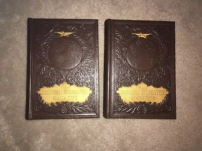 National Geographic Hardcover Set 1949 Volume 95 And 96
