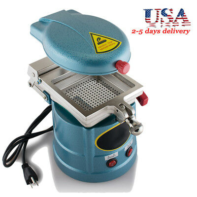 Dental Vacuum Forming Molding Machine Former Thermoforming Lab Equipment 110/220