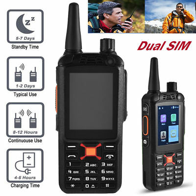 3500mAh 2.4 Inch Walkie Talkie SOS Rugged Android 4.4.2 3G Dual SIM Mobile Phone