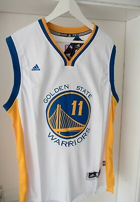 Nba Trikot Clay Thompson #11 Golden State Warriors Curry Lebron Durant Jersey