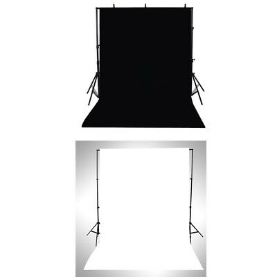 Photo Background Black & White Backdrop Wall Photography Scene Studio Props UK