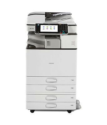 Ricoh Aficio MP 3054 Black & White  Copier