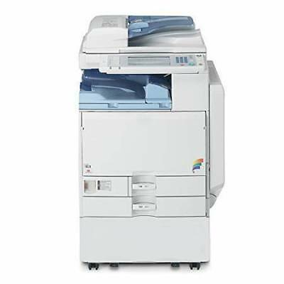 Ricoh Aficio MP C4500 MFP Color Laser Photocopier Printer
